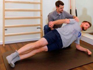Aktive Kräftigungsübungen | Physiotherapie Essen-Haarzopf