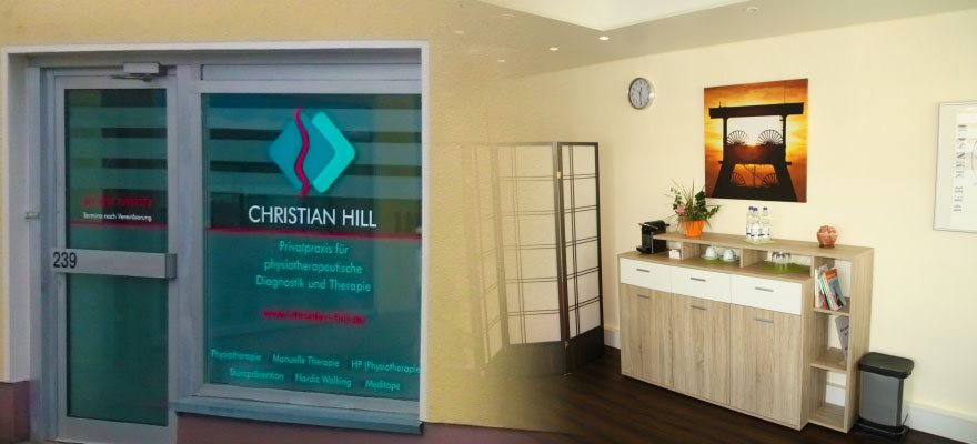 Physiotherapie Essen-Haarzopf | Christian Hill