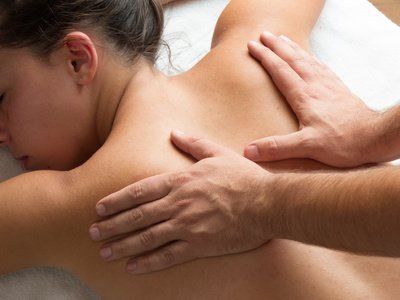 Klassische Massage   Physiotherapie Christian Hill