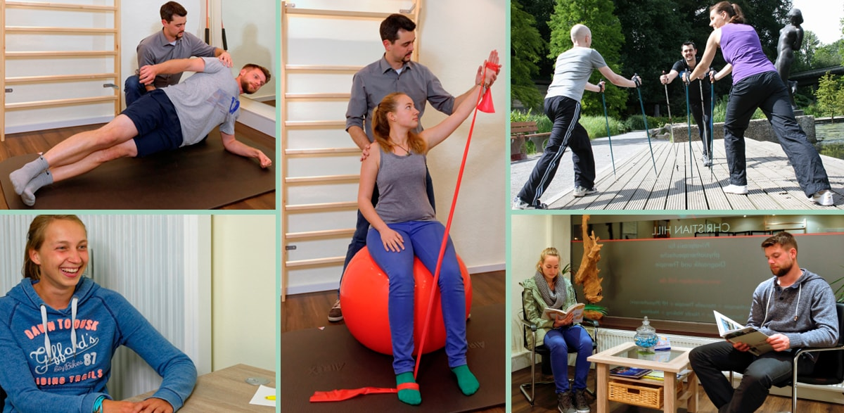 Physiotherapie Essen-Haarzopf | Christian Hill